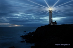 law of attraction lighthouse momentum