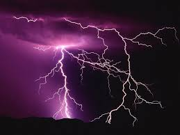 Awe, lightning and Momentum